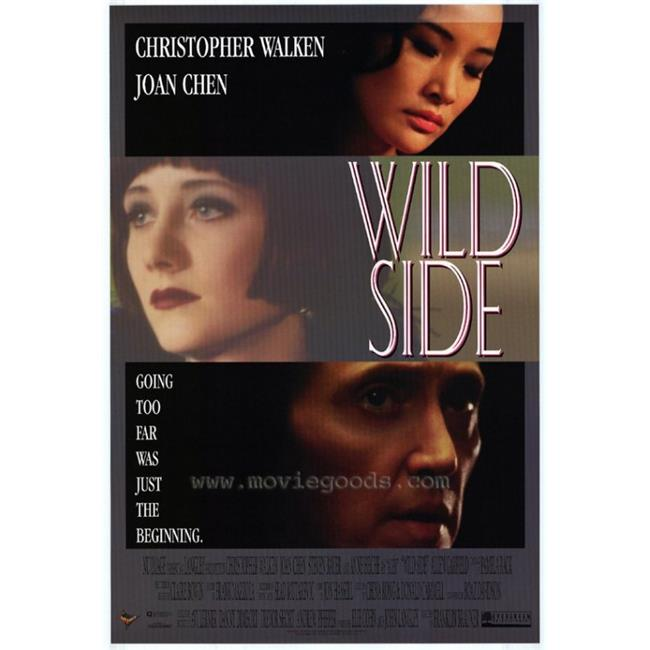 Posterazzi MOVEG5991 Wild Side Movie Poster - 27 x 40 in. - image 1 of 1