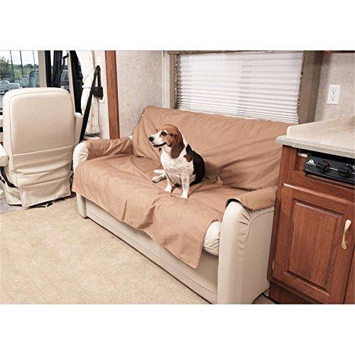 Canine Covers SRS001TP Sofa Saver Polycotton Taupe Univer...