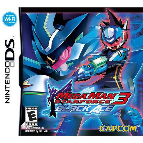 Capcom Mega Man Star Force 3 Black Ace - Nintendo DS