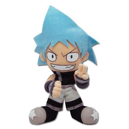 Plush - Soul Eater - Black Star 8