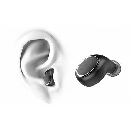 T-Tech Mini Mono Wireless Bluetooth Earbuds,Wireless in-Ear Headphones Running Headphones for Women Men Sport Bluetooth Earphones Best Sport Wireless Earbuds Outdoor Portable Bluetooth