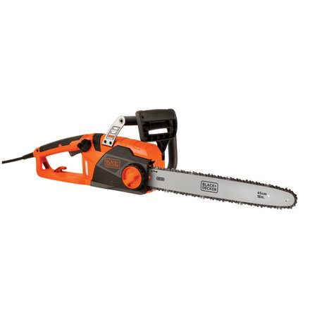 BLACK+DECKER CS1518 15 Amp 18u0022 Corded Chainsaw