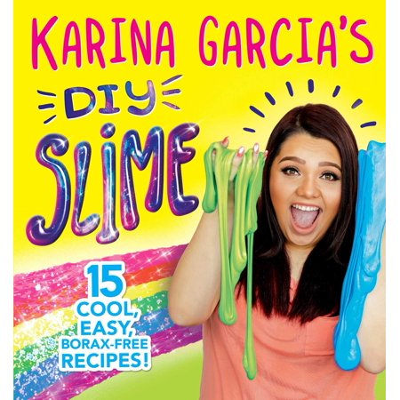 Karina Garcia's DIY Slime (Gael Garcia Bernal A Little Bit Of Heaven)