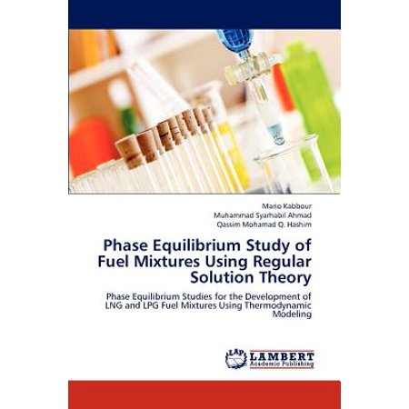 Phase Equilibrium Study of Fuel Mixtures Using Regular Solution (Rc Phase Shift Oscillator Using Transistor Theory)
