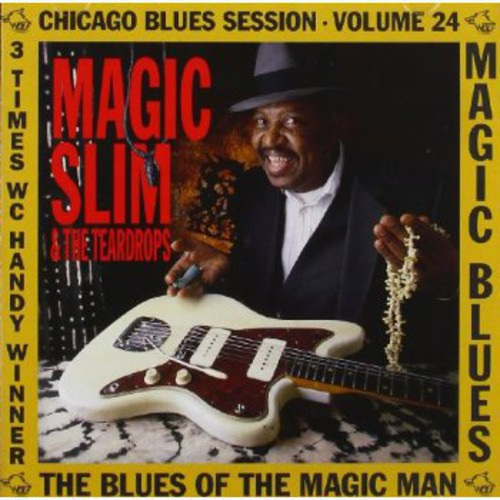 Magic Slim Magic Blues - Blues of the Magic Man [CD]