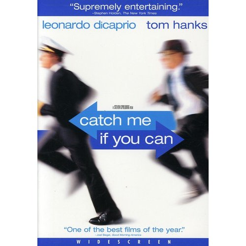 Catch Me If You Can (Widescreen)