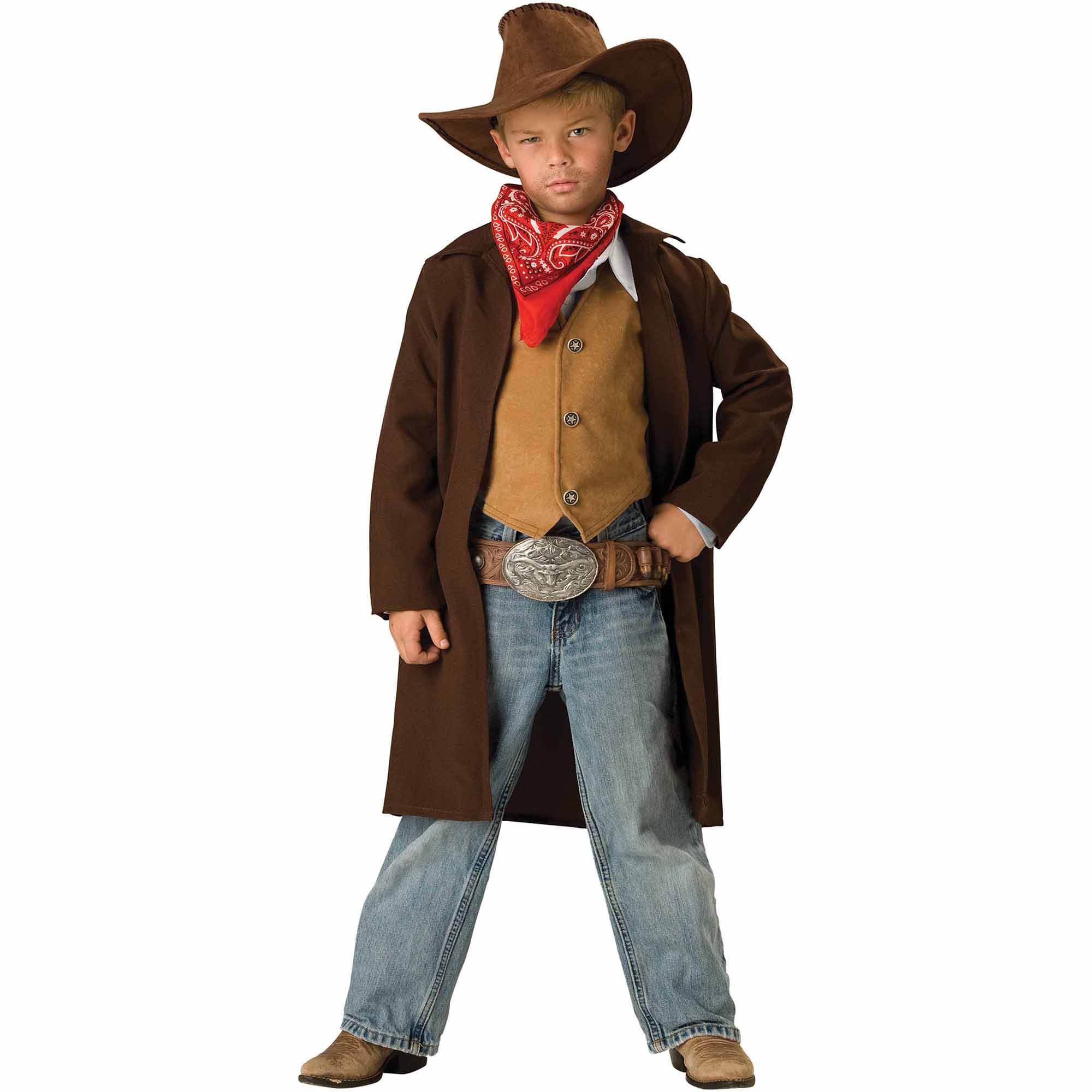 Incharacter Rawhide Renegade Child Halloween Costume
