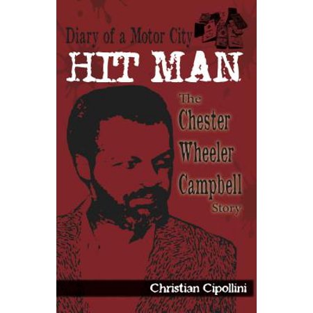 City Of Campbell Halloween (Diary of a Motor City Hit Man : The Chester Wheeler Campbell)