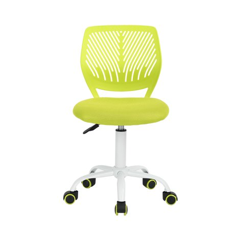 Furniture R Task Chair, Mid-Back Height Adjustable Student Teens Desk Computer Office Chair - image 1 of 8