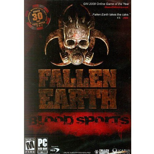 Fallen Earth: Blood Sports (PC)
