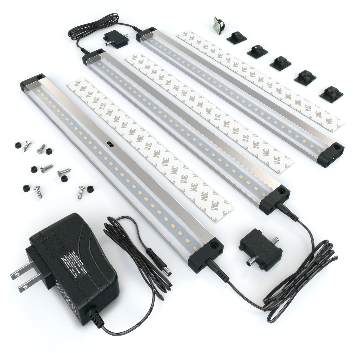 Led Dimmable Under Cabinet Lighting Kit