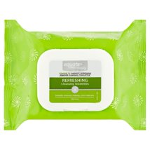 Facial Cleansing Wipes: Equate Beauty Refreshing Cleansing Towelettes