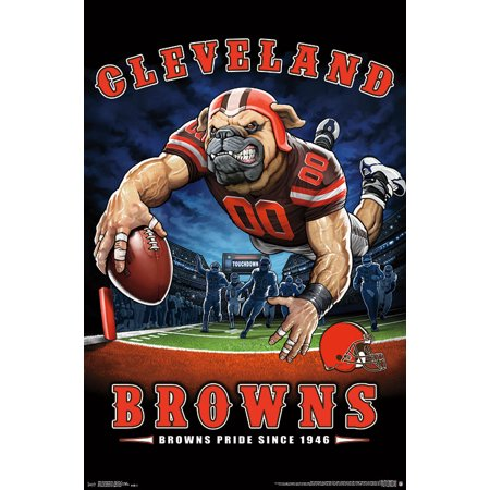 - Cleveland Browns - End Zone