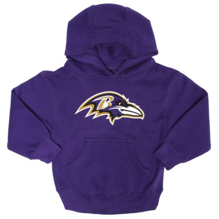 4a50fc87 Baltimore Ravens Toddler Team Logo Fleece Pullover Hoodie - Purple