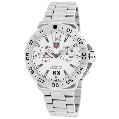Tag heuer men 39 s formula 1 watch swiss quartz anti reflective crystal for Anti reflective watches