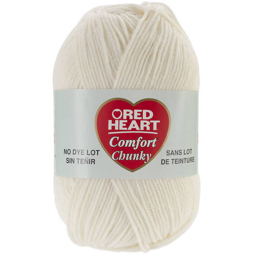 Red Heart Comfort Chunky Yarn Available In Multiple