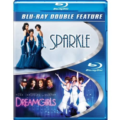 Dreamgirls / Sparkle Double Feature (Blu-ray) (With INSTAWATCH) (Walmart Exclusive)