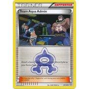 Pokemon Double Cris Team Aqua Admin #25