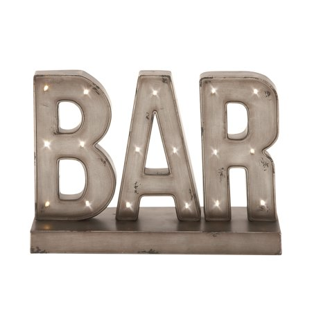 Superb Metal Led Bar Sign (Led Bar Signs)