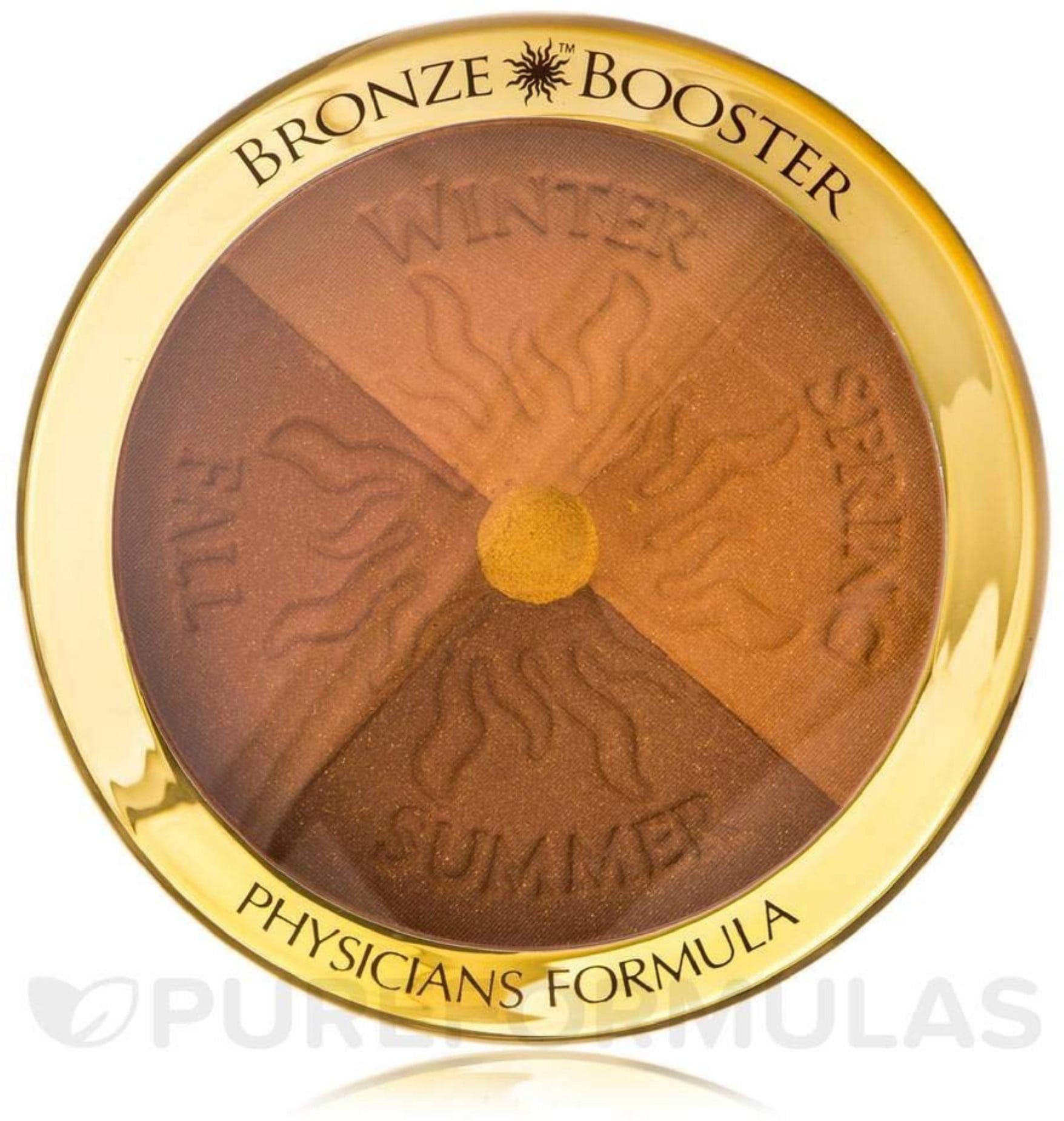 2 Pack - Physician's Formula Bronze Booster Glow-Boosting Season-To-Season Bronzer, Medium to Dark 0.30 oz