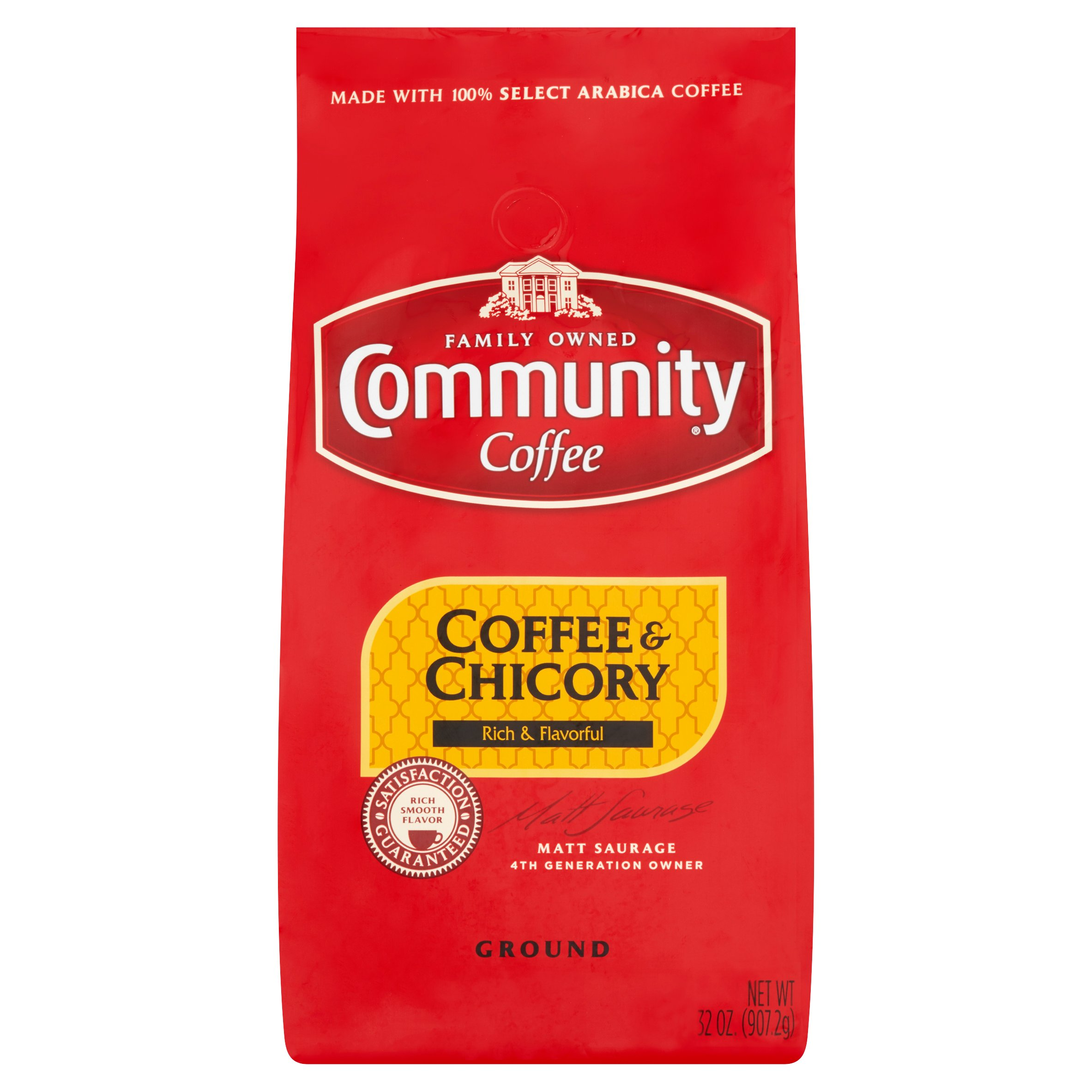 Chicory Coffee Community Coffee Premium Ground Coffee And Chicory Medium Dark