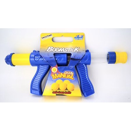 Soft Ball Popper Shooting Toy](Ball Poppers)
