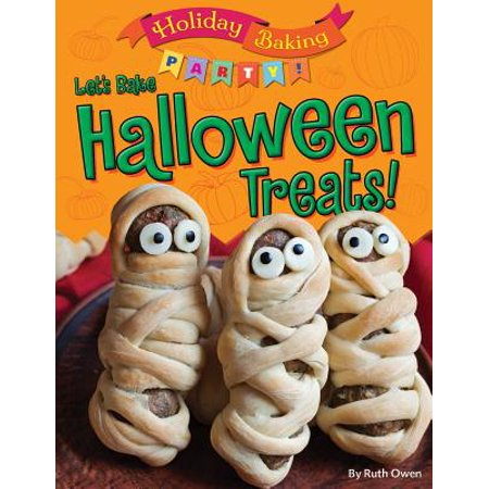 Let's Bake Halloween Treats! for $<!---->