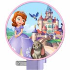 Sofia The First Peel And Stick Wall Decals Walmart Com