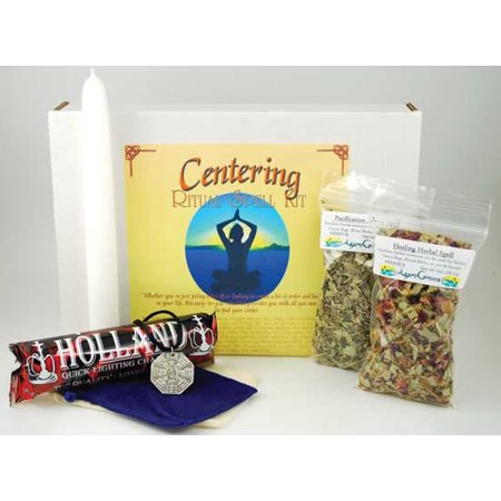 Party Games Accessories Halloween Séance Boxed Magic Spell Kit Centering Harmony of Life