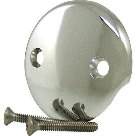 Plumb Craft Waxman 7659170 Bathtub Drain Overflow Face Plate