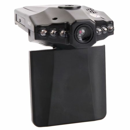 6 Led Infrared Night Vision (2.5-inches Focusing 6-LED Infrared Night-Vision 270 ° Rotating Screen Traffic Recorder(189 six light)