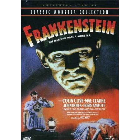 Frankenstein (DVD) - Frankenstein Jacket