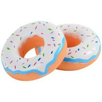 (Price/Dozen)US TOY 4516 Donut Vinyl Toys