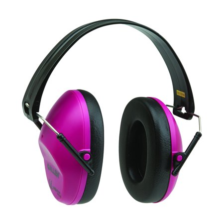 Allen Cases Orchid Women's Low Profile Shooting (Best Low Profile Ear Protection For Shooting)