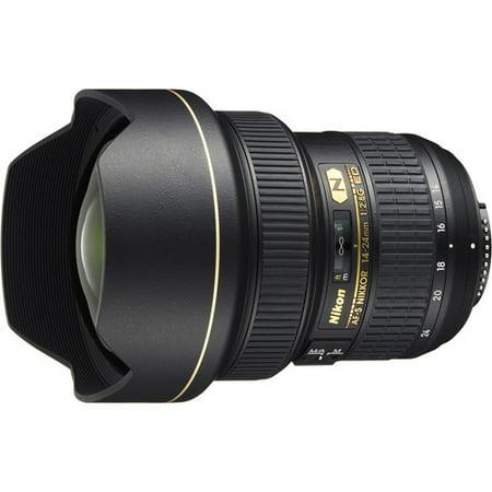 Nikon AF-S Nikkor 14-24mm f/2.8G Ultra Wide-Angle Zoom Lens,