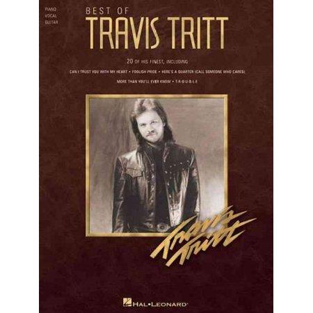 Best Of Travis Tritt  Piano   Vocal   Guitar