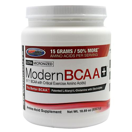 USP Labs Modern BCAA+, Fruit Punch