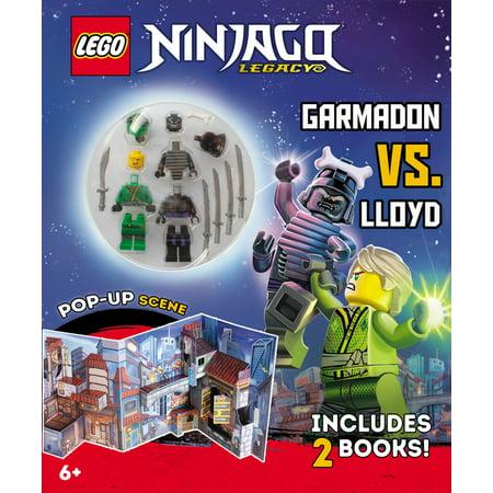 Ninja Mission: Lloyd vs. Lord Garmadon