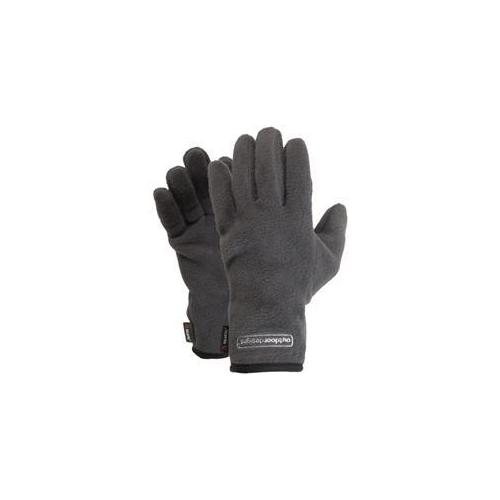 Outdoor Designs 263209 Large Fuji Gloves - Charcoal