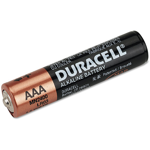 Duracell Coppertop Alkaline AAA Batteries 20-Pack