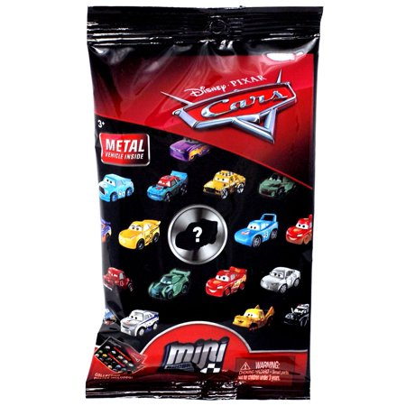 - Disney Cars 3 Die Cast Mini Racers Series 2 Mystery Pack