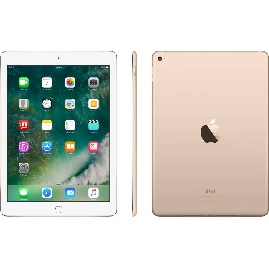 Apple iPad Air 2 64GB Wi-Fi Refurbished - Walmart.com - Walmart.com