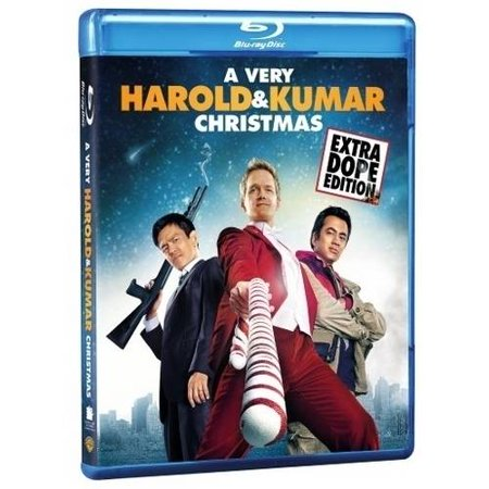 A Very Harold   Kumar Christmas  Extended Cut   Blu Ray   Widescreen