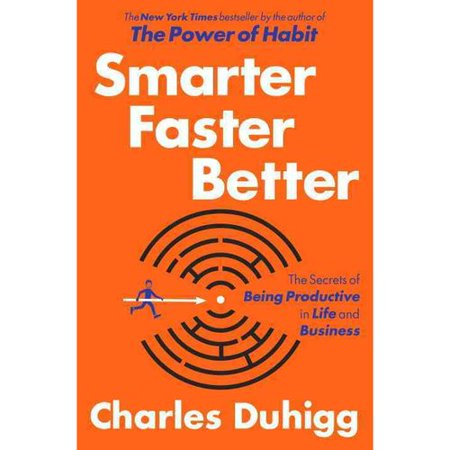 Smarter Faster Better  The Secrets Of Being Productive In Life And Business