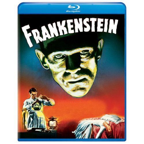Frankenstein (Blu-ray) (Full Frame)