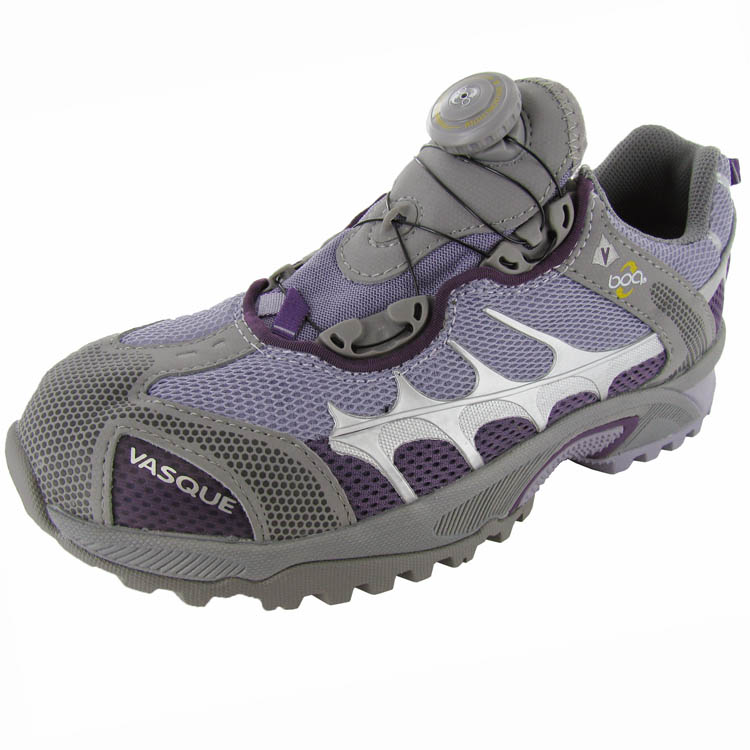 Vasque Womens 'Aether Tech' Trail Runner Shoe, Lavender, US 6.5 by Vasque