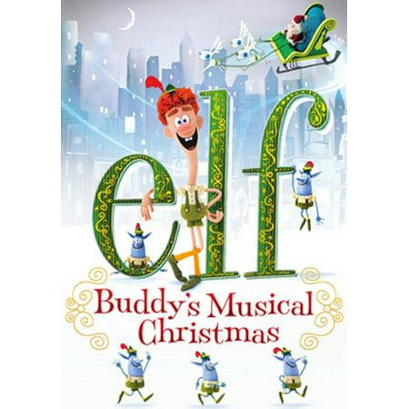 Elf: Buddy's Musical Christmas (DVD) - Christmas Elves Dance