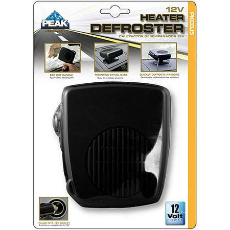 Peak 2-in-1 12V Heater/Defroster