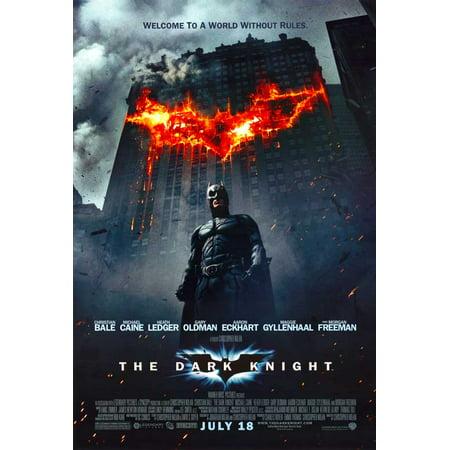 - The Dark Knight POSTER Movie E (27x40)
