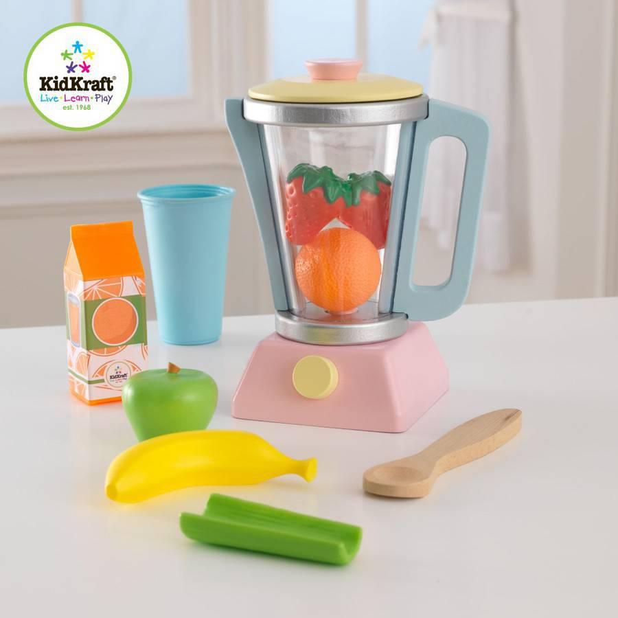 Kidkraft Kitchen Accessories kidkraft pastel play kitchen accessories 4pk - walmart